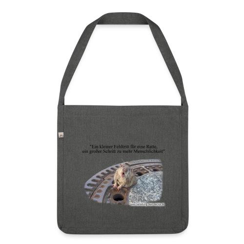 Rat-Bag - Schultertasche aus Recycling-Material