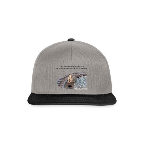 Rat-Cap - Snapback Cap