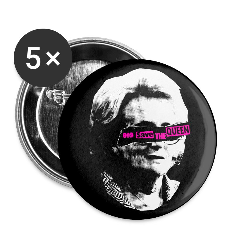 Badge petit 25 mm - Attention Collector ! Tout doit disparaitre !  Profitez en avant la liquidation complête de stocks !