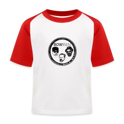 Bowmen  - Kinder Baseball T-Shirt