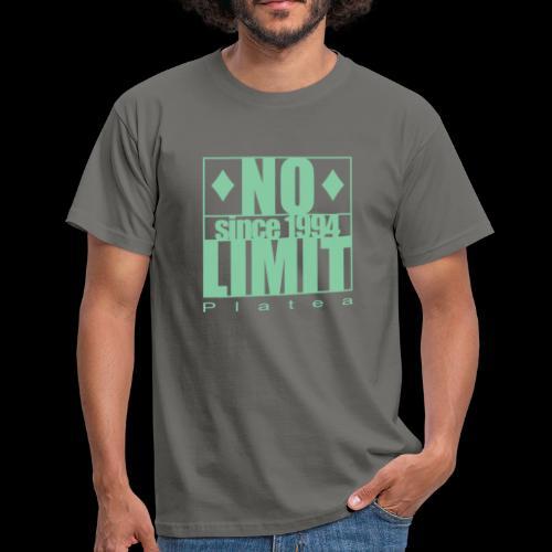 No Limit Tee - Männer T-Shirt
