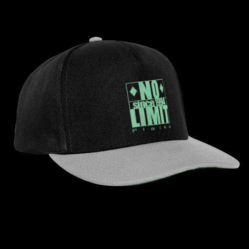 No Limit Cap - Snapback Cap