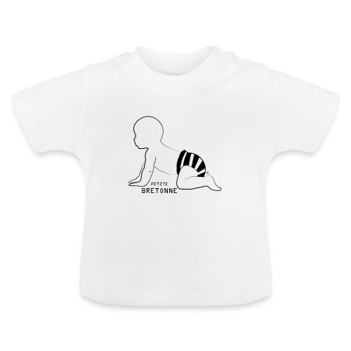 """T-shirt Bébé Petite Bretonne"""" - T-shirt Bébé"""
