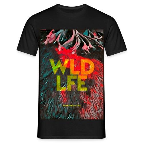 WLDLFE #2 - Männer T-Shirt
