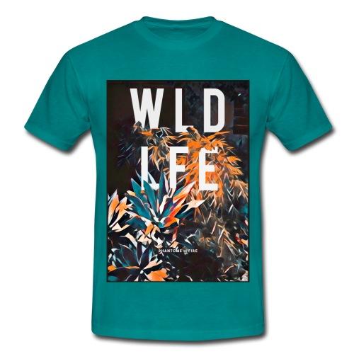 WLDLFE #1 - Männer T-Shirt