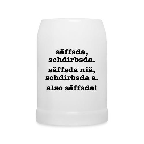 Säffsda-Seidla - Bierkrug