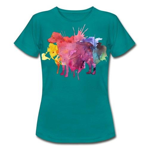 TB topp 2 - T-shirt dam