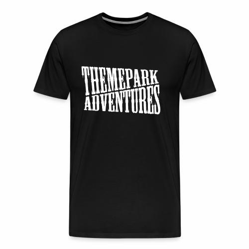 Shirt - Themepark Adventures - Männer Premium T-Shirt