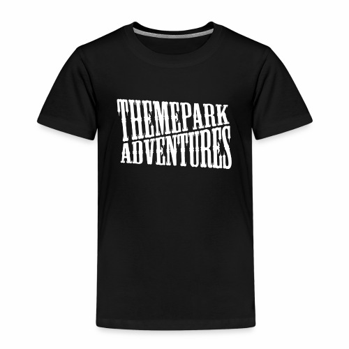 Kiddie-Shirt - Themepark Adventures - Kinder Premium T-Shirt