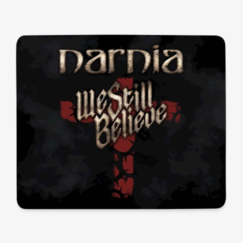 Mousepad - We Still Believe - Mouse Pad (horizontal)