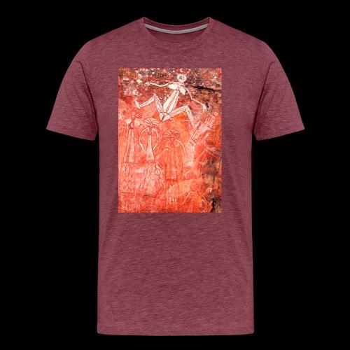 Kakadu  (ww) - Men's Premium T-Shirt