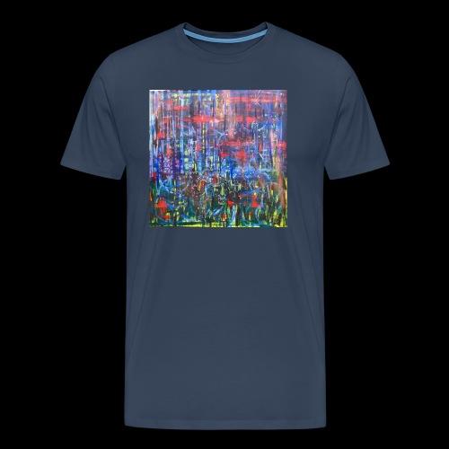 nightclubbing  (Stephane Fodor) - Men's Premium T-Shirt