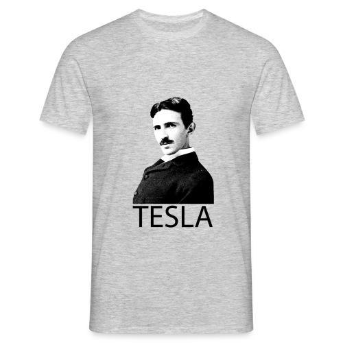Tesla - T-shirt Homme