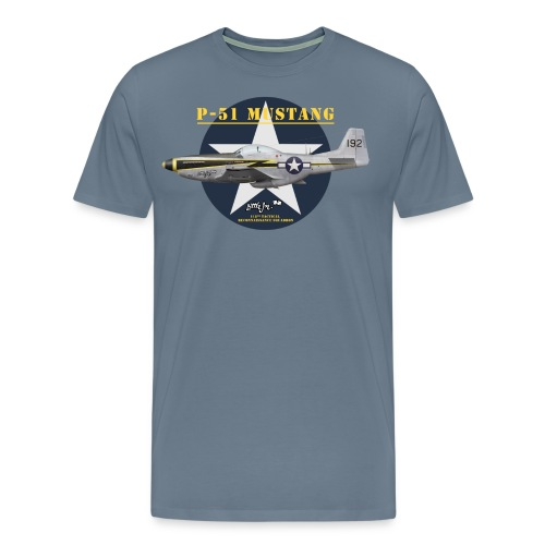 P-51 Little Joe - Men's Premium T-Shirt