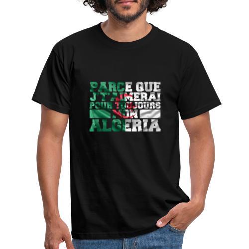 T-shirt Soolking Mon Algeria - Guerilla - T-shirt Homme