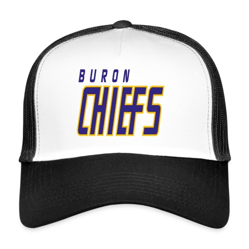 Chiefs Trucker Cap - Trucker Cap