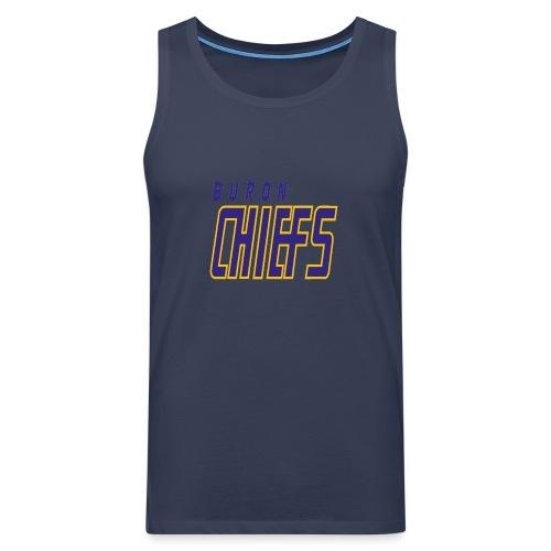 chiefs muscle shirt - Männer Premium Tank Top