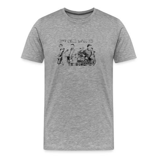 Stencil design tshirt - Men's Premium T-Shirt