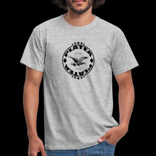 Europe Grey Men - Männer T-Shirt