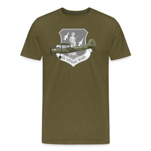 L-19 Bird Dog - Men's Premium T-Shirt