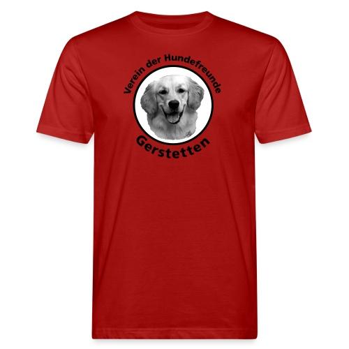 VdH Gerstetten - individuelles Logo - Männer Bio-T-Shirt