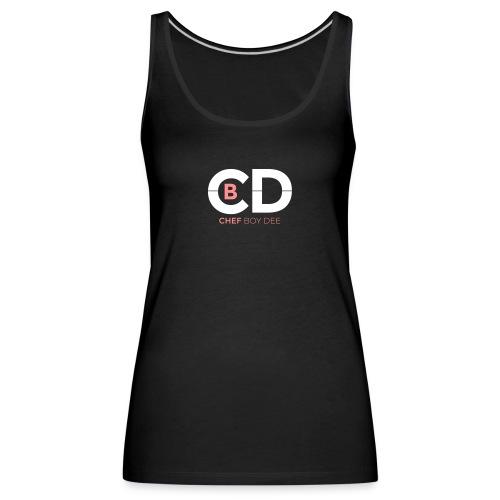 Chef Boy Dee Shirt - Frauen Premium Tank Top