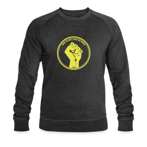 Kalu college shirt - Men's Organic Sweatshirt by Stanley & Stella