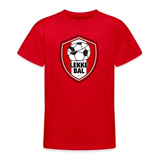 Lekke Bal FC tienershirt