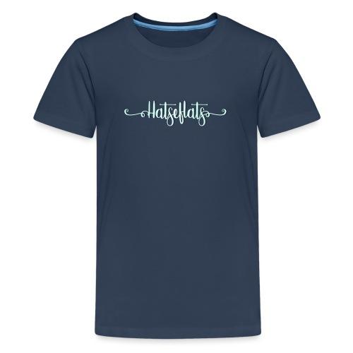 Hatseflats tienershirt - Teenager Premium T-shirt