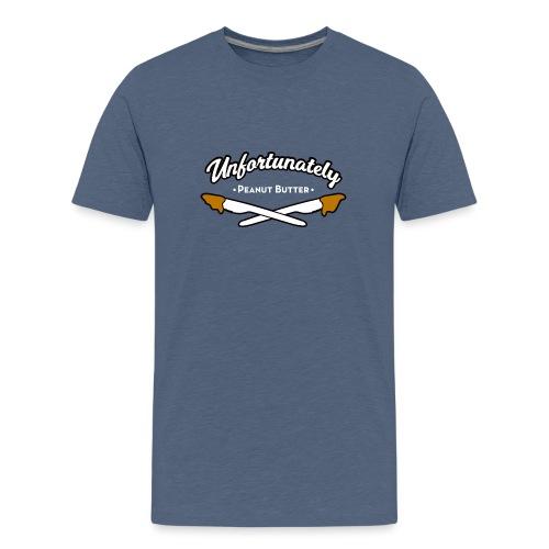 Peanutbutter tienershirt - Teenager Premium T-shirt