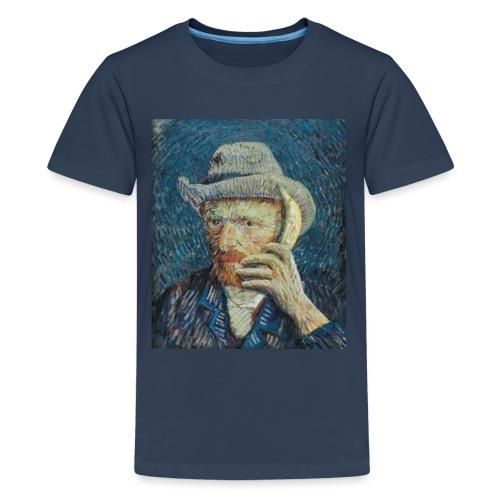 Van Gogh tienershirt - Teenager Premium T-shirt