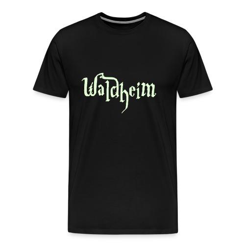 Glow in the dark T-Shirt - Männer Premium T-Shirt