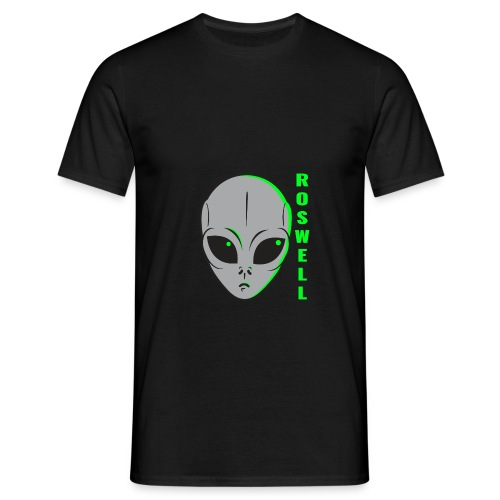Extraterrestre de Roswell - T-shirt Homme