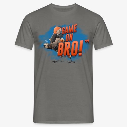Hunter Raven Tud - Men's T-Shirt