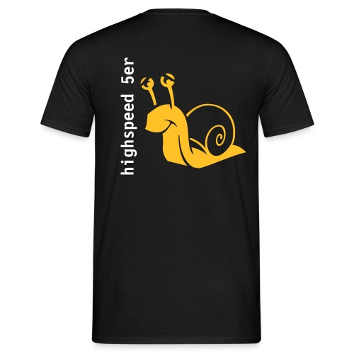 Kickershirt - Highspeed 5er - Männer T-Shirt
