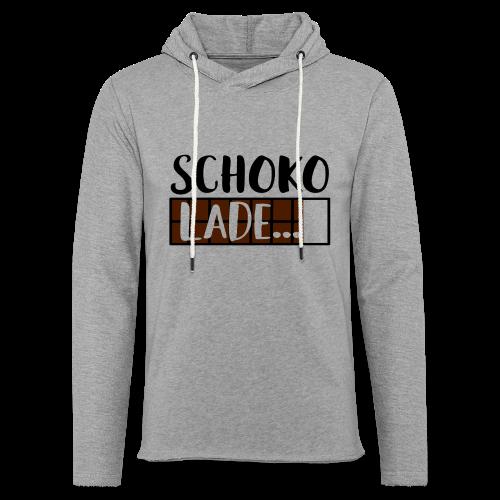 Lade Schoko Schokolade Hoodie - Leichtes Kapuzensweatshirt Unisex