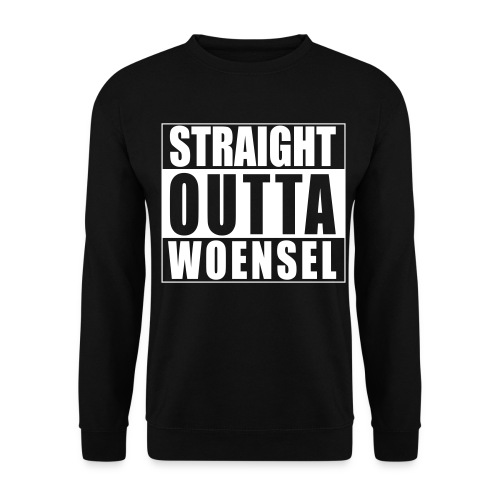 Straight outta Woensel - Mannen sweater
