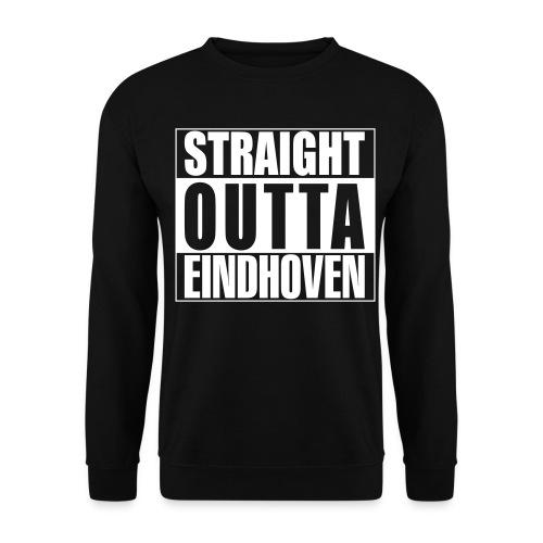 Straight outta eindhoven - Mannen sweater