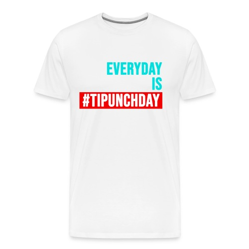 TiPunchDay - Man - T-shirt Premium Homme