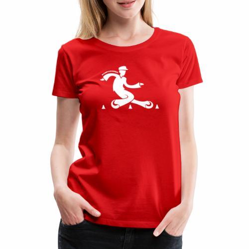 Tshirt Slalomeuse KPKB - T-shirt Premium Femme