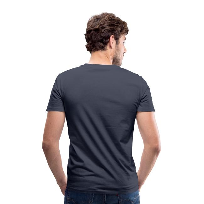 """BRDSTN Shirt """"Panzertape & Kabelbinder"""" Männer Navy"""