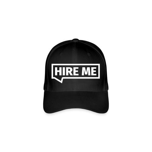 HIRE ME! (callout) cap - Flexfit Baseball Cap