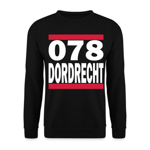 078 - Dordrecht - Mannen sweater