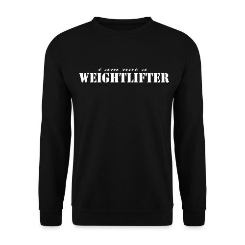 Weightlifter - Mannen sweater