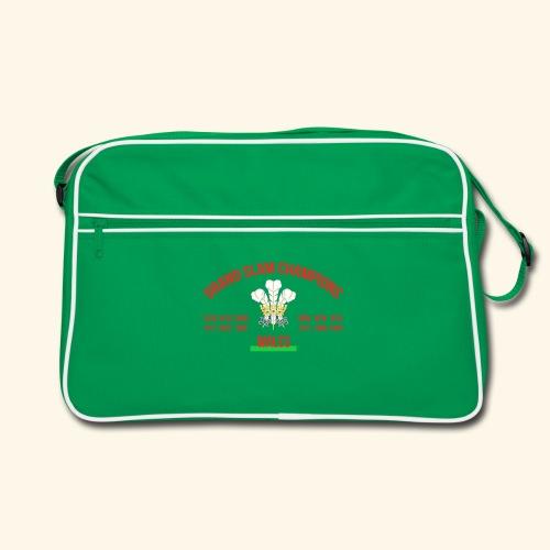 Wales Grand Slam bag - Retro Bag
