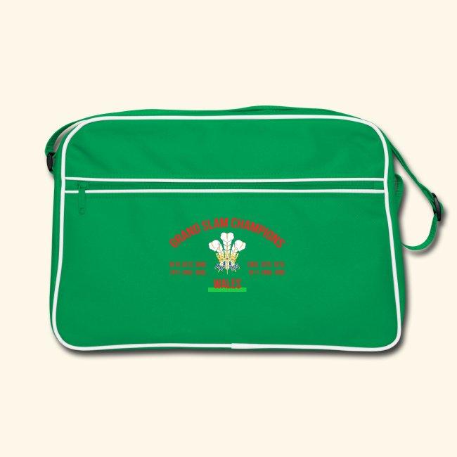 Wales Grand Slam bag