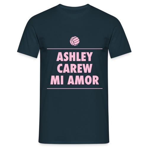 ASHLEY CAREW MI AMOR (MEN'S) 2019 - Men's T-Shirt