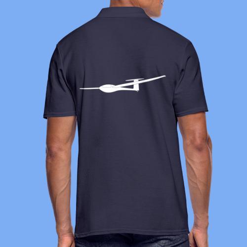 Segelflieger T-Shirt Segelflugzeug PIK20e - Men's Polo Shirt