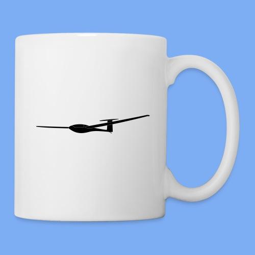 Segelflieger T-Shirt Segelflugzeug PIK20e - Mug
