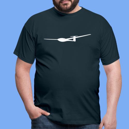 Segelflieger T-Shirt Segelflugzeug PIK20e - Men's T-Shirt